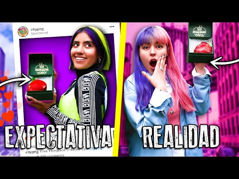 PROBANDO COMIDA PERFECTA DE NY, EXPECTATIVA VS REALIDAD | MUSAS LOS POLINESIOS