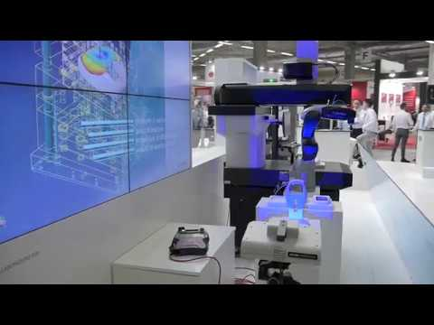 Hexagon Manufacturing Intelligence at MECSPE 2017