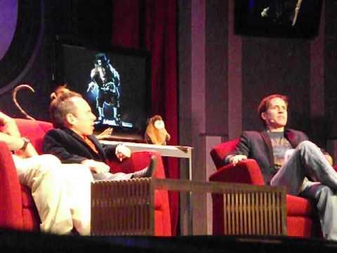 Star Wars Weekends 2013: Stars of the Saga: Tim Rose and Warwick Davis pt.2