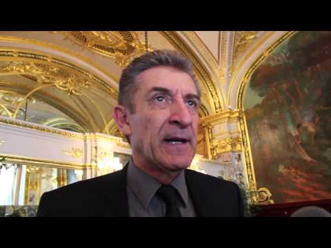 Monte Carlo Film Festival 2015 - Intervista a Ezio Greggio