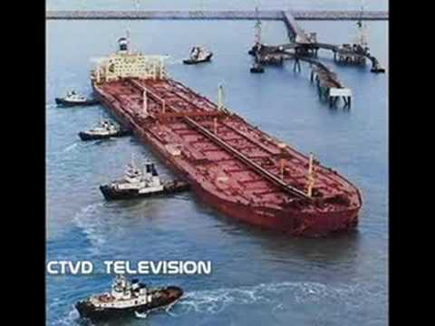 tankers ship knock nevis