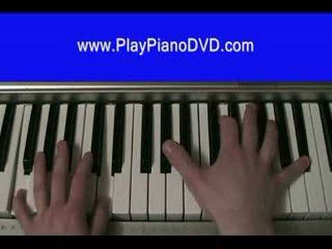 How to Play Circle by Marques Houston on the Piano