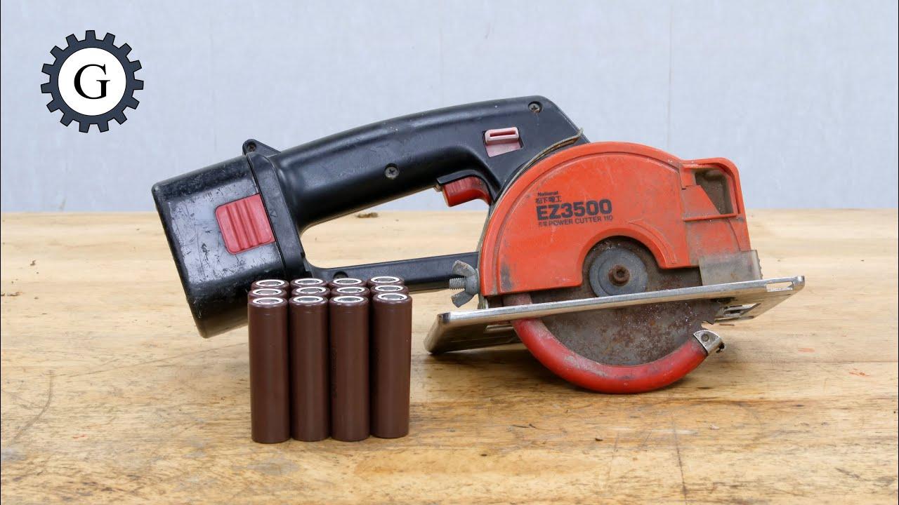 Power Cutter Restoration