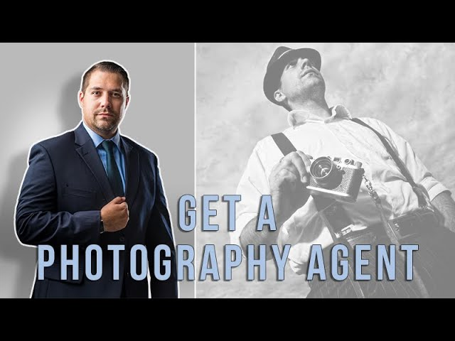 How to get a Photography Agent with Sarah Claxton