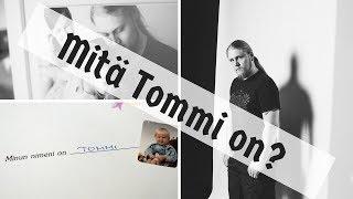 Isä, aviomies, muusikko, Tommi.   Tommi & Co
