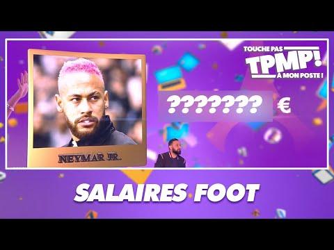 Le Classement Des Footballeurs Les Mieux Payés