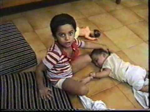 Nikhil  3rd Birthday 1996