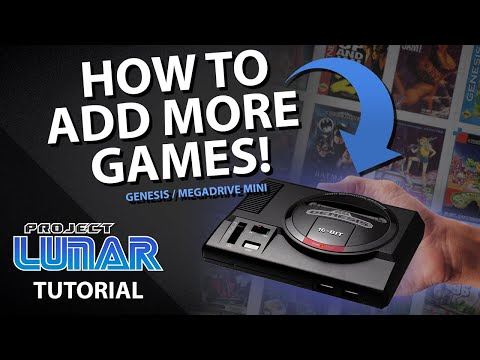 project-lunar-tutorial-for-the-sega-genesis-mini---it's-finally-here!!
