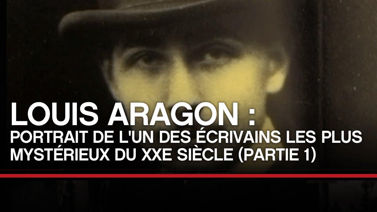 Louis Aragon : portrait de l'un des écrivains les plus mysétrieux du XXe (1/2) - Toute L'H