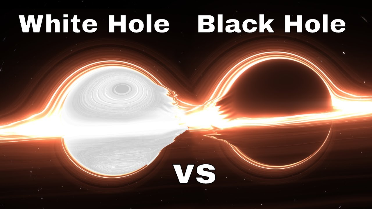 f72be4afaba2e What Happens When a White Hole and a Black Hole Collide?