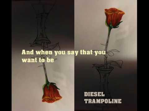MINSTREL SHOES with lyrics ¦ by DIESEL TRAMPOLINE