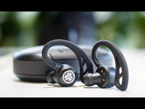 JLab Epic Air Elite Review - True Wireless Headphones for Sport