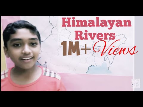 Rivers of India : The Himalayan Rivers