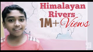 Rivers in India | Himalayan Rivers | Physical features of India for all competitive exams cмотреть видео онлайн бесплатно в высоком качестве - HDVIDEO
