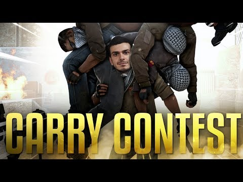 CARRY CONTEST VS JDM (SUB GAMES)