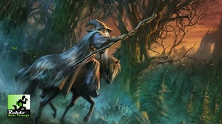 Lord of the Rings The Card Game Gameplay Runthrough