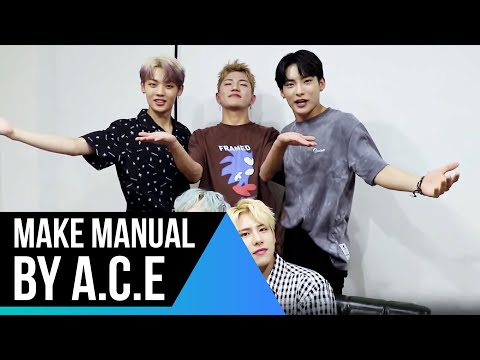 MAKE A.C.E Come to Your City Through MyMusicTaste!