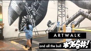 Video VOODOO VLOG #4: ARTWALK AUGUST 2017 download MP3, 3GP, MP4, WEBM, AVI, FLV Juli 2018