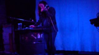 Ingrid Plum live at The Spirit of Gravity August 2015