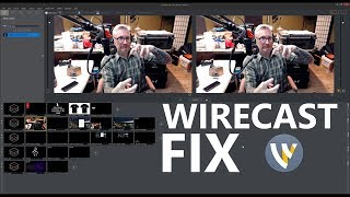 Wirecast Woes and Possible Fixes - KEN HERON (Telestream Wirecast)