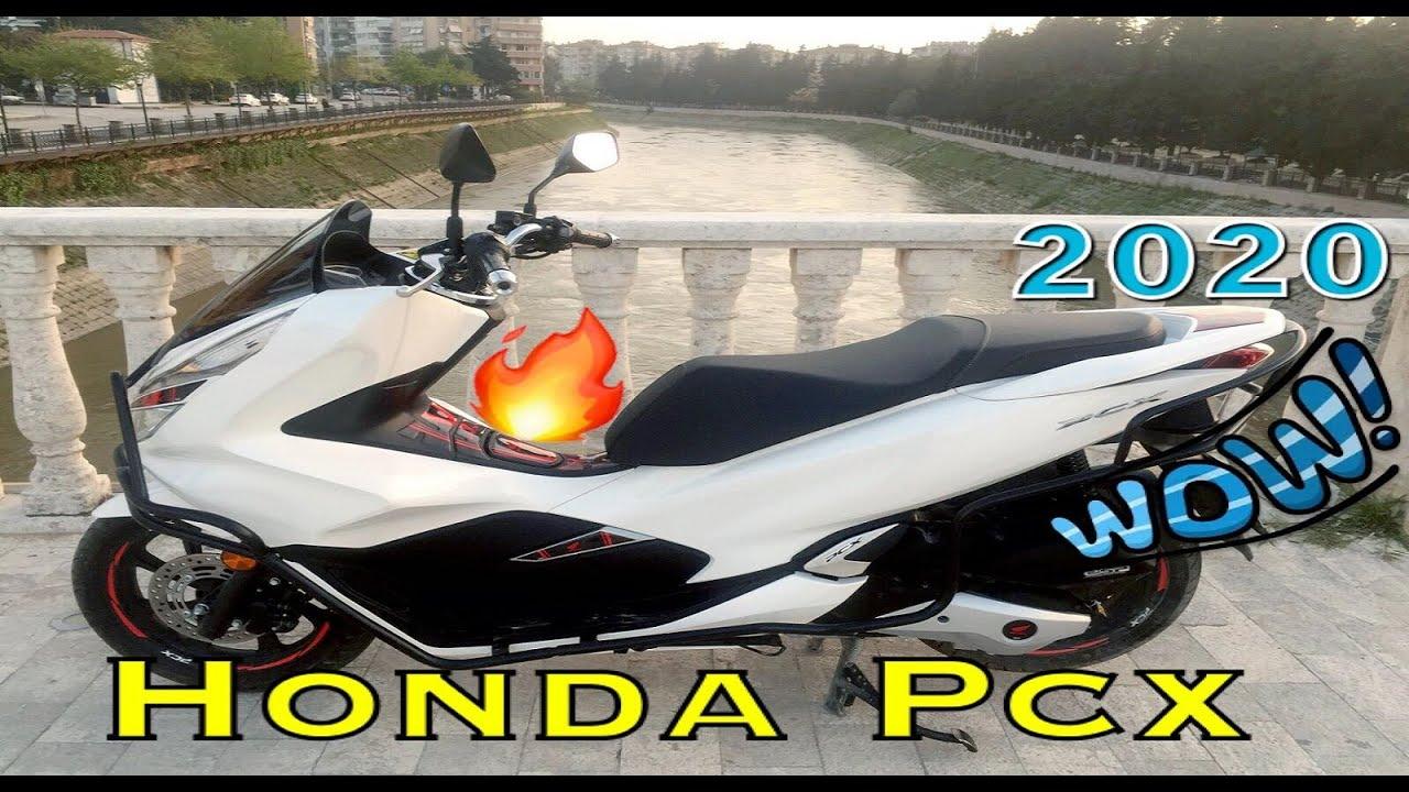 Yeni Motorum ! / Honda Pcx 125 (2020) / İnceleme