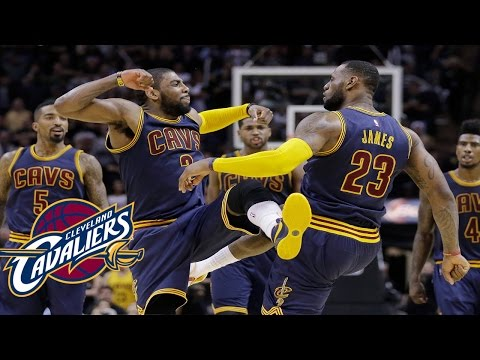 Thumbnail: Best NBA Handshakes 2017 Compilation Ft. LeBron James, Kyrie Irving..