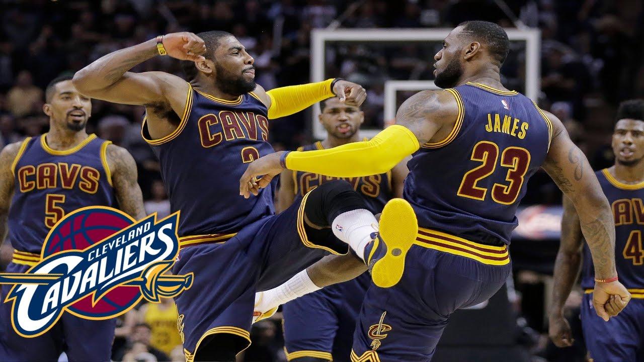 3e8e0724af6 Best NBA Handshakes 2017 Compilation Ft. LeBron James