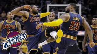 Best NBA Handshakes 2017 Compilation Ft. LeBron James, Kyrie Irving..