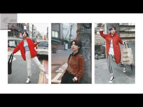 One day in Korea (Tomboy fashion)