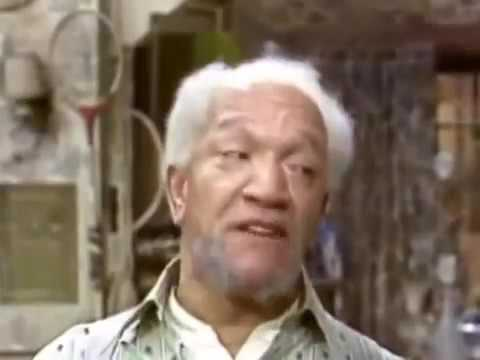 Sanford & Son S06E19 The Reverend Sanford