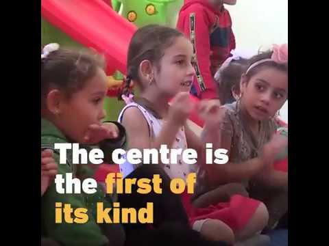 تقرير Middle East Eye عن تجمع الرحمة لرعاية #الأيتام في ريف إدلب