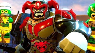 LEGO DC SUPER VILLAINS All Endings Hero and Villain Ending Final Boss