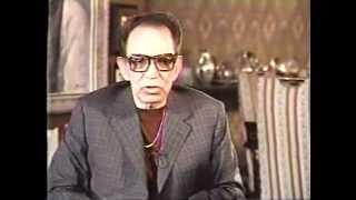 """COMICOS MEXICANOS MARIO MORENO """"CANTINFLAS"""" (1992) SU ULTIMA ENTREVISTA POR TELEVISION"""