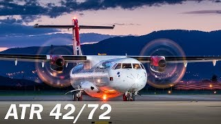 ATR 42/72 - европейский турбовинтовой регионал