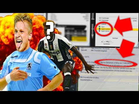 STEFANIAK FÜR 9 MIO WEG!?? 😱 - 16-JÄHRIGER ZU 1860!! ⛔️ | FIFA 17: 1860 MÜNCHEN STG KARRIERE #04