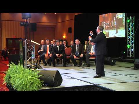 General Superintendent's Address - General Ministry Conference 2015