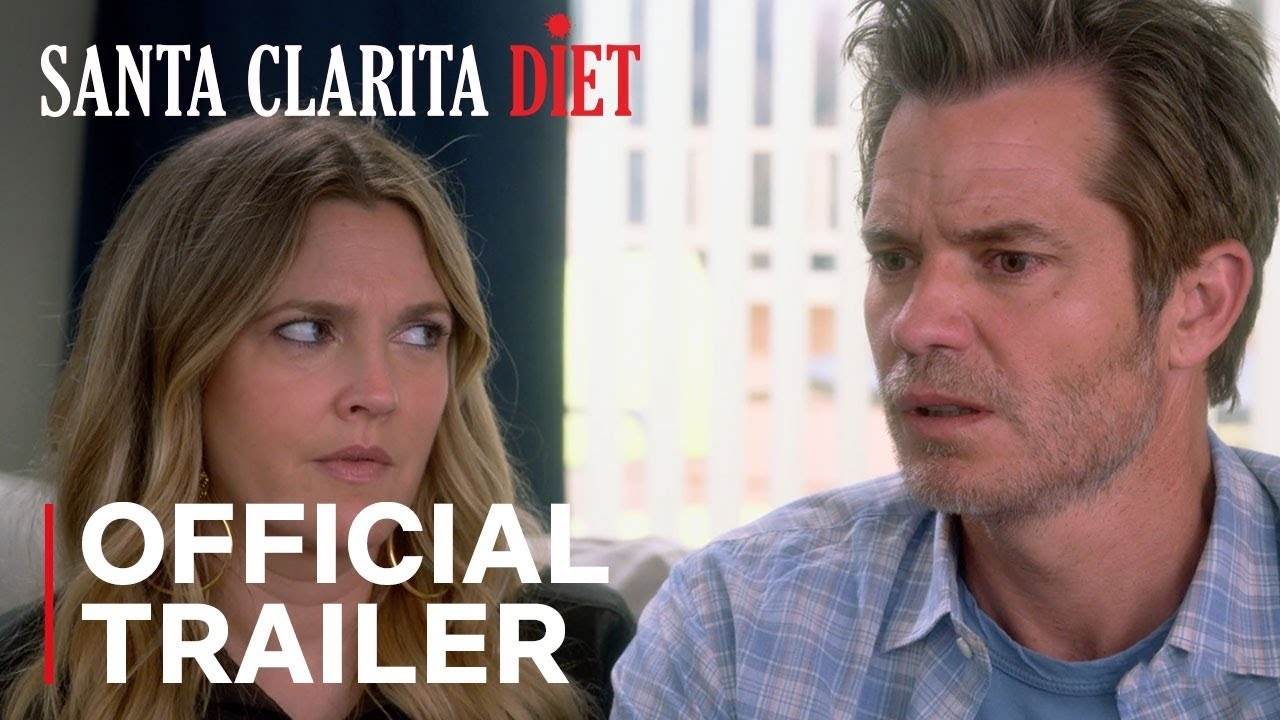 Santa Clarita Diet Season 3 Official Trailer Hd Netflix