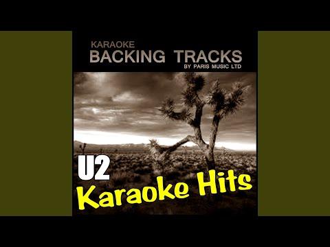 Pride (In the Name of Love) (Originally Performed By U2) (Karaoke Version)