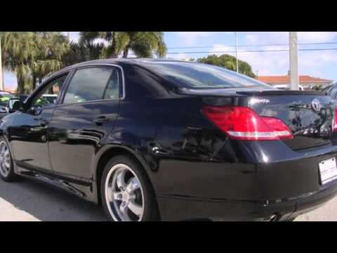 2006 Toyota Avalon Limited W Leather Sunroof Navi Youtube