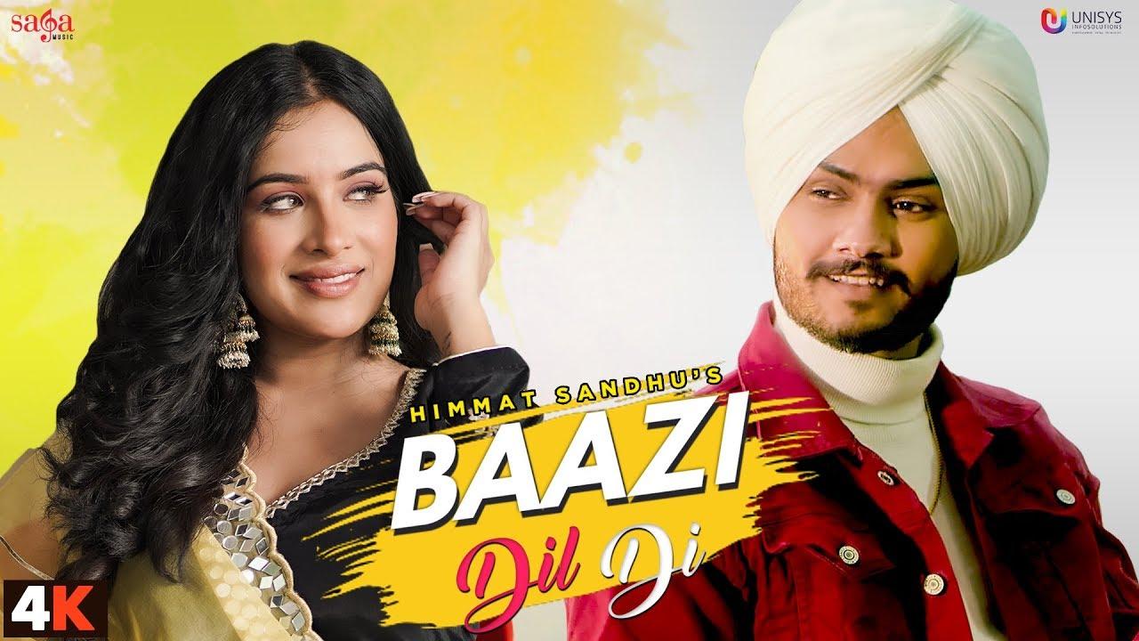 Download Baazi Dil Di - Himmat Sandhu | Sara Gurpal Bigg Boss | New Punjabi Song | New Song 2020 | Desi Crew