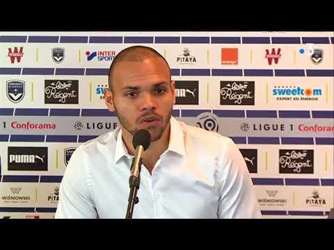 Martin Braithwaite Nouvel attaquant FC Girondins de Bordeaux