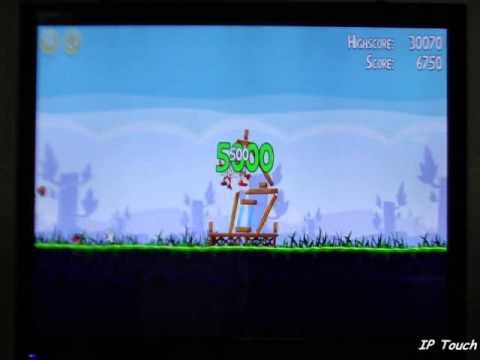 Interactive IPTOUCH Touchscreen Systems Demo(Thomas; houjj@julong.com.cn)