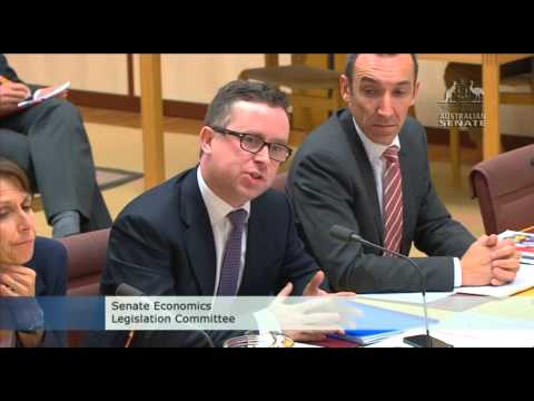 Senate Inquiry Alan Joyce Qantas Part 3 18-03-2014