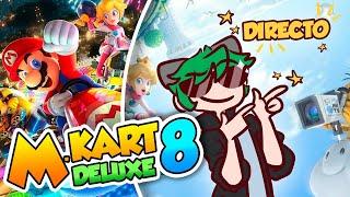 ¡Podio bicilón! DIRECTO - #22 - Mario Kart 8 Deluxe (Switch)
