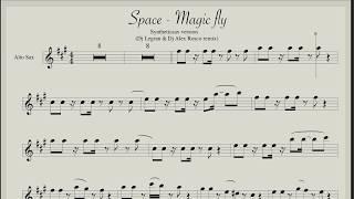 Space vs Syntheticsax - Magic Fly (Dj Legran & Dj Alex Rosco remix)