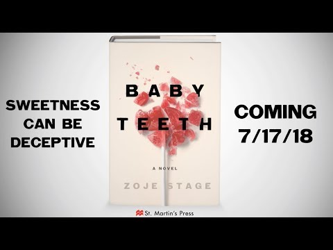 Creepy new novel Baby Teeth is Gone Girl meets We Need to Talk About Kevin