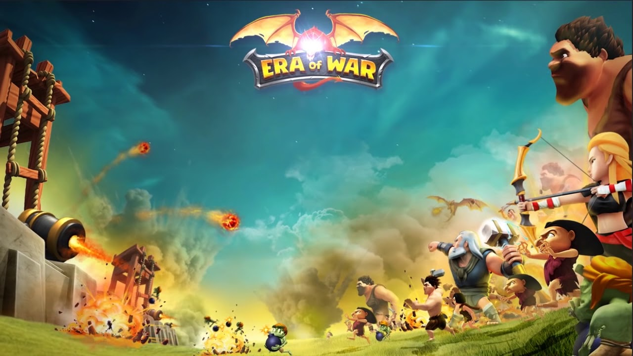Mobile game commercial - Era Of War Mobile Game Tv Commercial