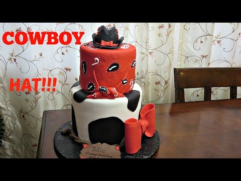 How to make a Cowboy Hat Topper cd9c39350bf