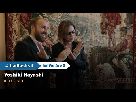 We Are X: Intervista a Yoshiki Hayashi, leader degli X Japan
