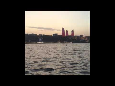 Caspian Sea boat trip